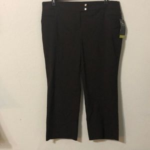 Style Co. Pants, Straight Leg